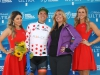 SOUTH LAKE TAHOE, CA - MAY 19: Evan Huffman of the United States riding for Rally Cycling in the King of the Mountains jersey, poses for a photo following stage five of the Amgen Tour of California on May 19, 2016 in South Lake Tahoe, California. (Photo by Chris Graythen/Getty Images) *** Local Caption *** Evan Huffman