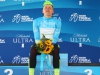 SOUTH LAKE TAHOE, CA - MAY 19: Toms Skujins of Latvia riding for Cannondale Pro Cycling Team in the Most Courageous rider jersey poses for a photo following stage five of the Amgen Tour of California on May 19, 2016 in South Lake Tahoe, California. (Photo by Chris Graythen/Getty Images) *** Local Caption *** Toms Skujins